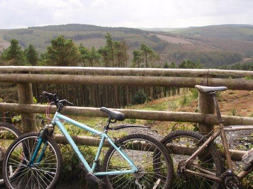 bikes, and scenery
